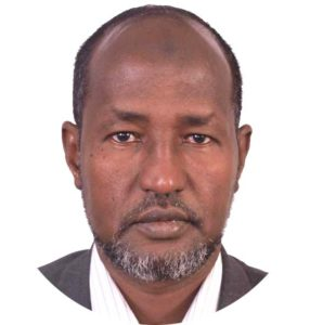 Eng Abdisalam Mohamed Mohamoud Vice General Manager